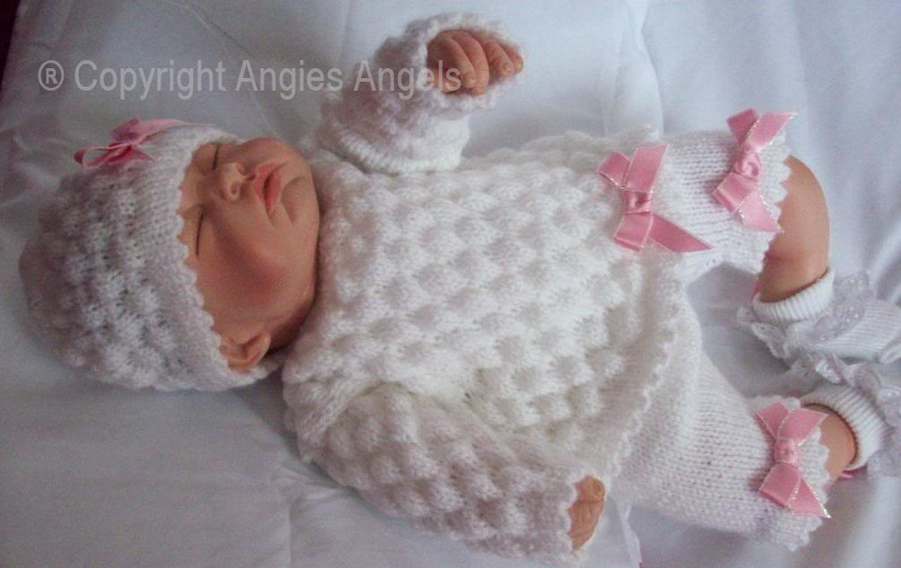 Angies Angels patterns - exclusive designer knitting and crochet ...
